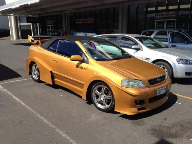 Horrid Opel