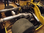 The Business end of the Lola Can Am Car