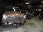 1963 Austin Mini 850 Deluxe (Front) & 1963 Austin Mini Cooper S (Back)